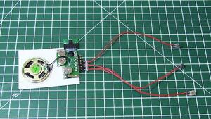 5-25pcs-Diy-Kit-200sec-De-3-Botones-Mp3-dispositivo-Voz-Sonido-De-La-Musica-Disco-modulo-de-chip