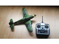 Radio Controlled Airplane Axion RC Messerschmitt Bf-109 RTF 2.4gHz