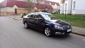 Volkswagen Passat 1.6 TDI BlueMotion Tech S 4dr (start/stop) 2013(13) £30 Road Tax Per Year £6250