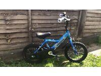 14 inch Bumper Blazer Boys Bike £15