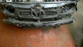 VOLKSWAGEN VW MK4 GOLF FRONT SLAM PANEL RAD PACK AIR CON MODELS STOCKPORT / MANCHESTER