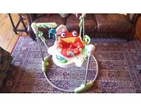 Immaculate Fisher Price Jumperoo - £30 ono