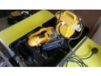 Dewalt jigsaw 110 volt transformer