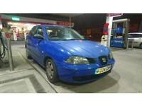 Seat ibiza 1.4 long mot px swap cash offers
