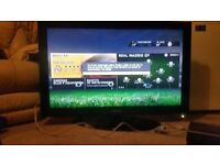 samsung 42 inch lcd hd Srs dolby freeview whith controller very good condition