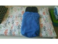 Universal Buggy Footmuff. Fits most buggies, Pushchair Stroller, Buggy, Cosytoes.