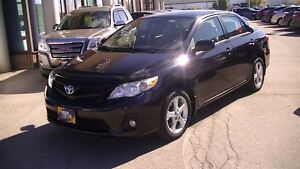 2011 Toyota Corolla LE WITH POWER MOONROOF