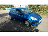 Renault Clio (2007) new shape 1.5 dCi - 86,000k Diesel £30 TAX per year !