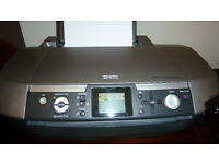 EPSON STYLUS R340 DIGITAL PHOTO INKJET PRINTER