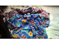 Bundle of boys clothing approx age 3 to 5 years 23 items
