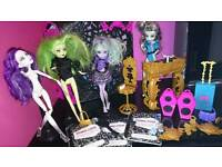 Monster high selection