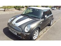 2006 Mini Cooper Park Lane edition £2500