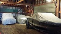 Indoor/Outdoor Storage – Boat, Car, Etc.
