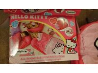 Girls Hello Kitty All in one sleeping bag