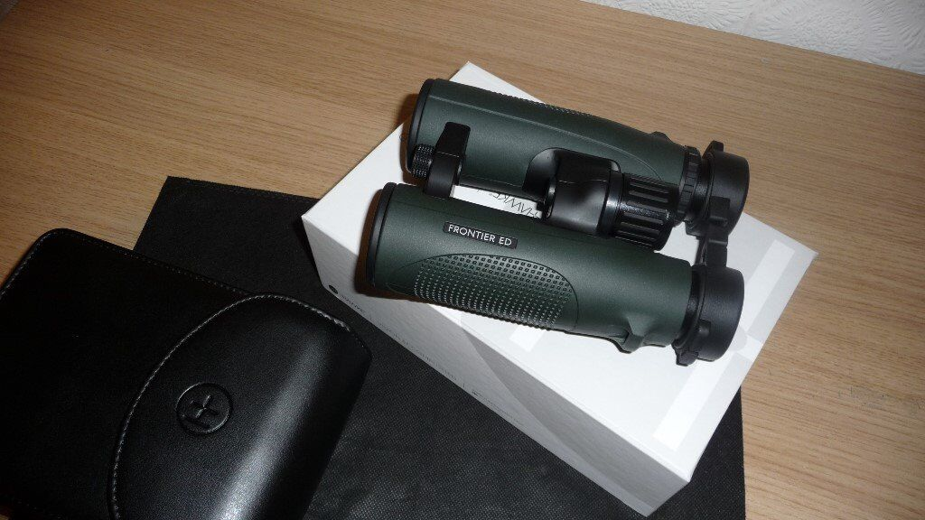Binoculars . Hawke frontier ED 10x43 New