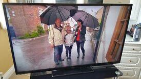 HITACHI 50'' smart TV 50HYT62U 1080p HD LED Internet