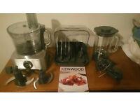 Kenwood MultiPro Sense food processor (FPM800)