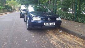 VW GOLF GTI £750