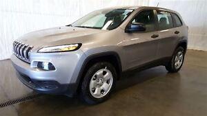 2017 Jeep Cherokee Sport +4X4, Caméra Recul+