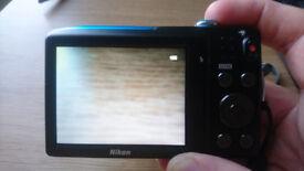Nikon Coolpix S3200 Digital Camera