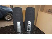 Trust Mila 2.0 5W Compact Speakers - Black