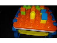 Bruin 2in1 activity table