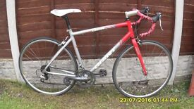 GIANT OCR RACING BIKE LIGHTWEIGHT 51cm ALLOY FRAME VERY CLEAN BIKE JUST SERVICED