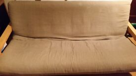 3-SEATER SOFA BED from FUTON COMPANY