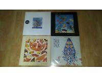 9 x talk talk vinyl-collection LP's / 12 inch / 7 inch /
