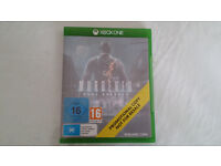 XBOX ONE Murdered Soul Suspect Game