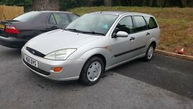 ford focus 1.8 diesel high miles pulls very well very well do not be put off hense cheap 12 m mot
