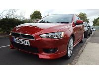 MITSUBISHI LANCER GS3 1.8 PETROL 5 SPEED MANUAL A LOT OF EXTRA LOOK LIKE EVO EVOLUTION