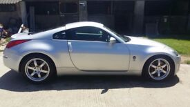 Nissan 350Z GT Revup £7,000 ONO, dont miss this well kept example of a future classic