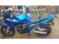 Suzuki bandit 650 2007