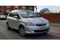 2005 Honda Jazz 1.4 i-DSI SE CVT-7 5dr++Full Service History+Clean car+ 12 Service stamps+Automatic