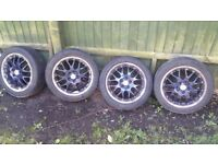 BBS XR2 Split Rims Genuine BBS Alloys