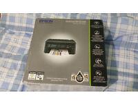 Brand New - Sealed Box - Epson WorkForce WF-2510WF All in One Inkjet Printer