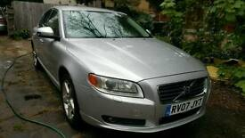 Volvo S80 2.5T SE Lux, Auto Geartronic, SATNAV, Leather