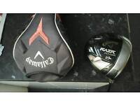 CALLAWAY RAZR HAWK DRIVER WITH TOOL