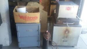 Jewellers Special Package - Kiln, Booster Heater, Filter, Torch Item#15