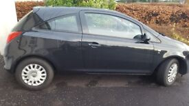 Vauxhall Corsa 2012 for sale