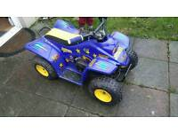 Buzz 50cc quad