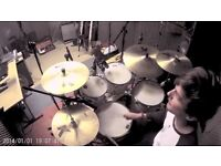 CHEAP DRUM TRACKS from home studio