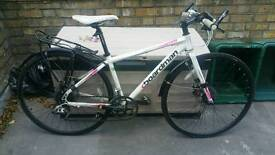 Boardman hybrid women bike