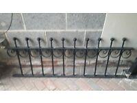 FREE iron railing