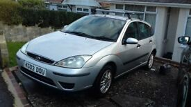 Ford Focus 1.6 LX in Silver