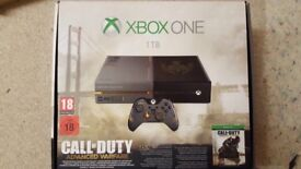 Limited edition Xbox one console 1T