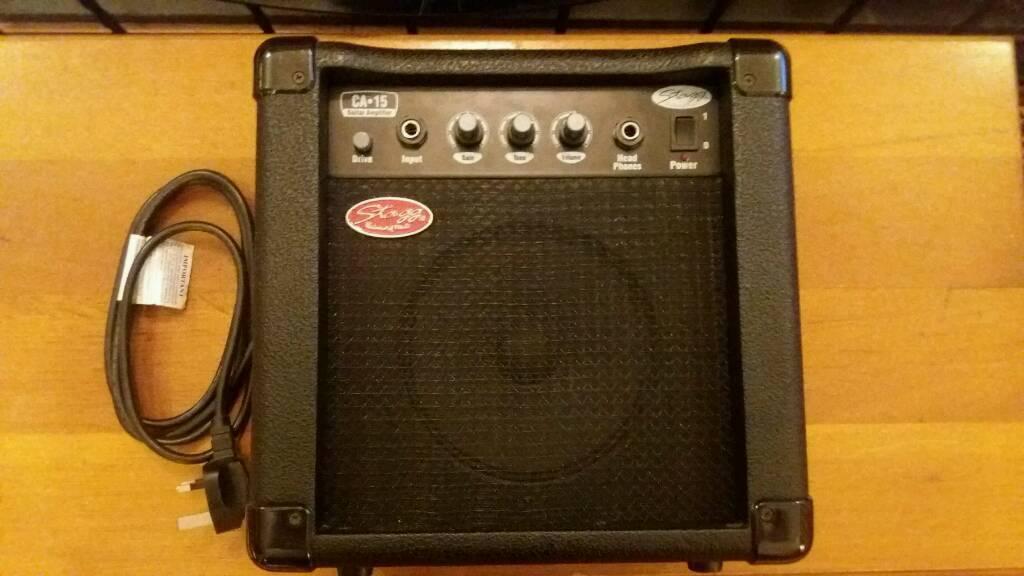 Stagg mini amp