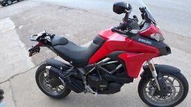 Ducati Multistrada 950 2017 low milage