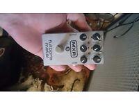 mxr fulbore metal distortion pedal